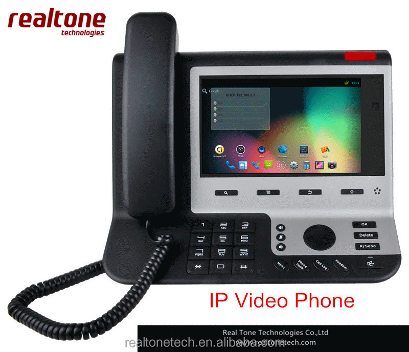New Arrival IP Phone!!! Android 4.2 system IP Video phone