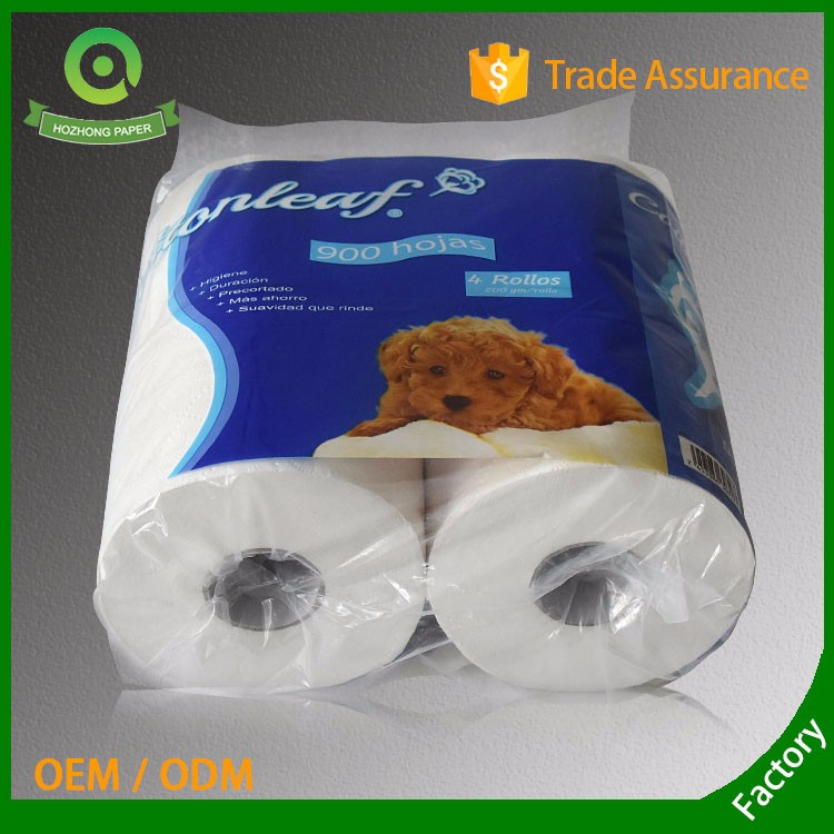 Standard Design Soft Bathroom Tissue