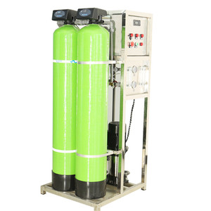 Industrial drinking mineral water ro purification plant system machinery 250 lph water purifier