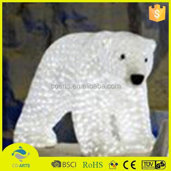 christmas lighted polar bear wholesale polar bear suppliers alibaba