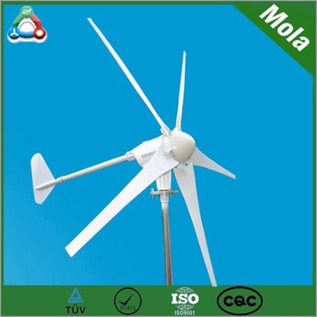 China Supplier Horizontal Axis Diy 3000w Wind Turbine