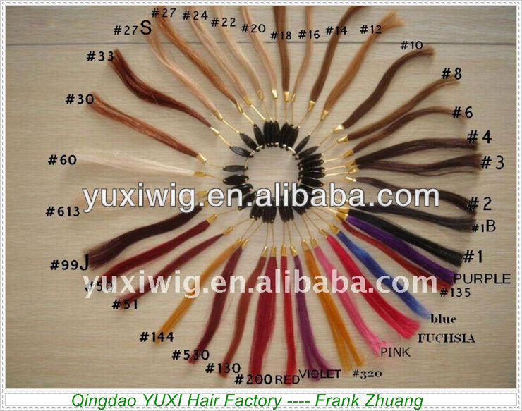 highest quality Russian human hair tape in hair extensions