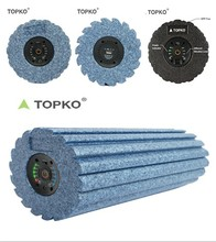 4 Speed Vibrating Exercise Foam Roller Will Have Your Muscles Relaxed and Recovered Faster Than Any Vibrating Foam Roller