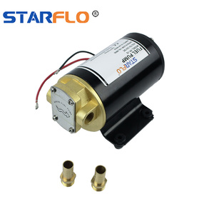 STARFLO 12 v dc magnetic small internal low price oil gear pump