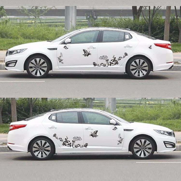 New Style Factory Directly Provide Car Vinyl Sticker