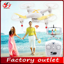 Cheerson CX-30W 2.4G 360-degree Eversion Smart Phone Remote control Android Wifi Control Quadcopter FPV with HD Camera