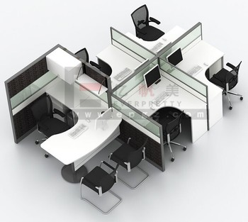 modular office furniture computer workstation 5 seater computer rh alibaba com Mobile Computer Workstation Computer Workstations Rack Furniture