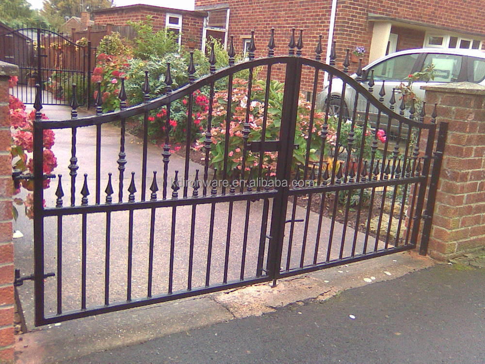 Simple Metal Gate