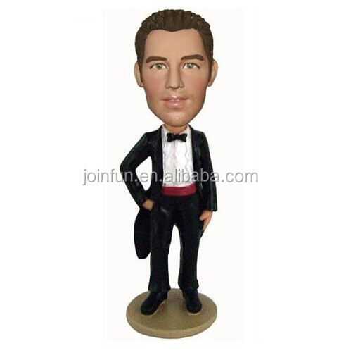 Custom bobble head people,OEM dashboard bobble head people, Famous people bobble head
