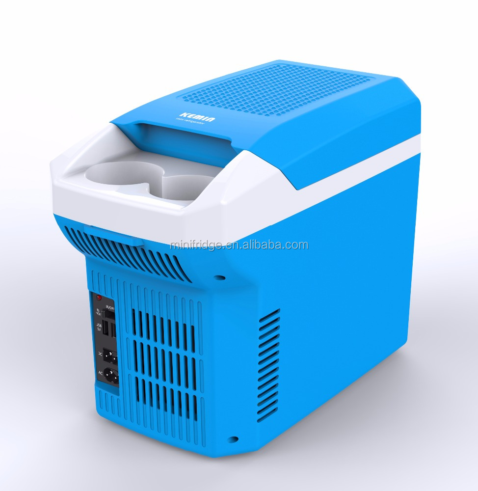 Vaccine transport cooler box electric laboratory cooler box