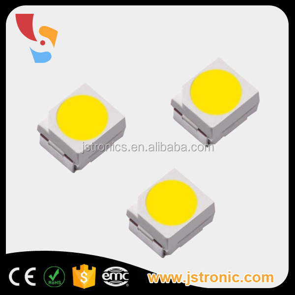 PLCC-2 3528 cold white 10000K SMD LED