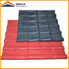 New building material asa roofing tile good quality Spanish synthetic resin tile