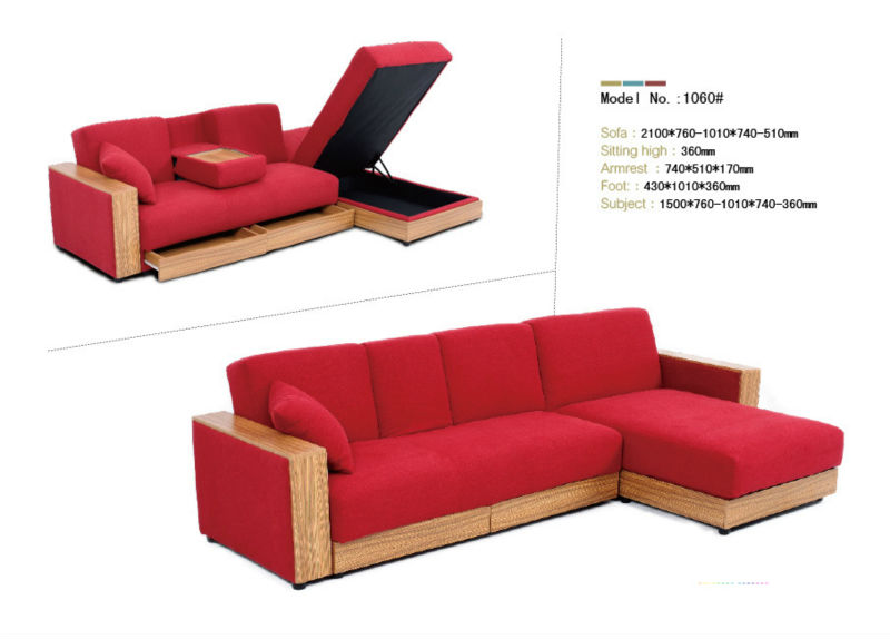 Sofa bed with drawer sofa day bed double wooden sofa bed for Wooden divan bed with drawers