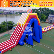 New design giant inflatable water slide for adult