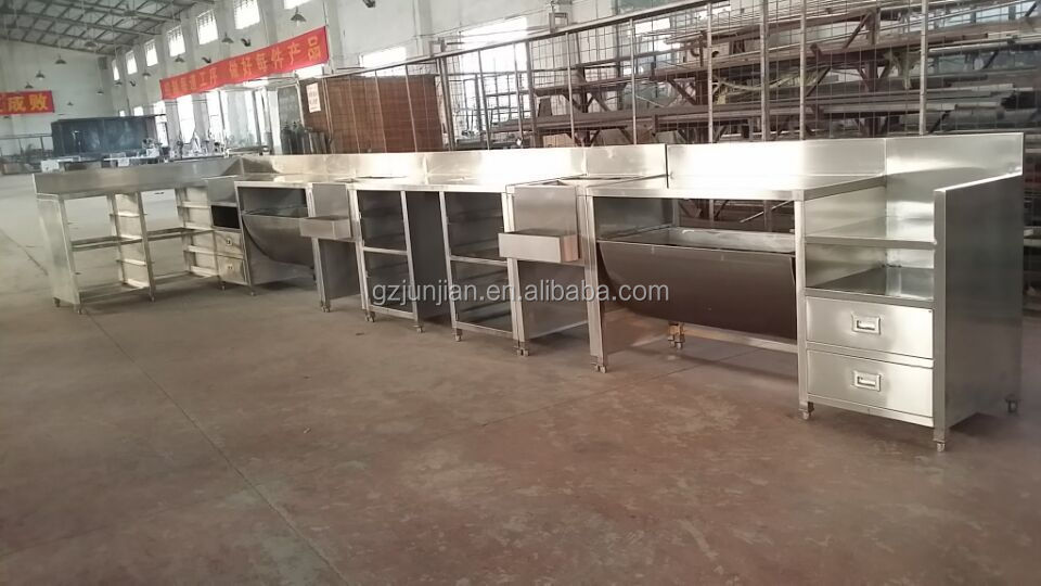 used refrigerated salad bar equipment guangzhou manufacture