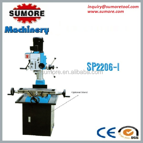 SUMORE!!! small milling drilling machine 20mm SP2206-I AMCO