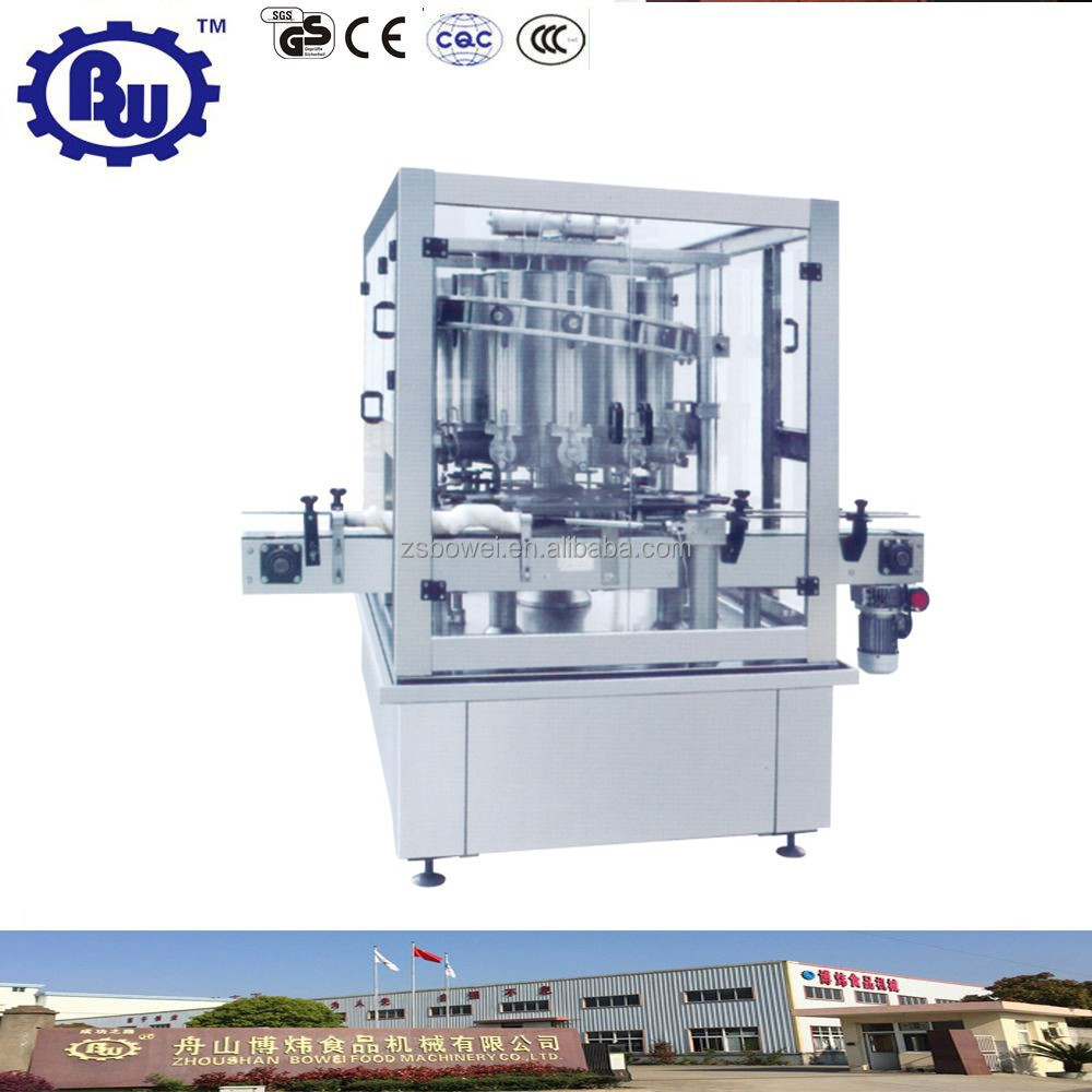 CE Automatic Rationed Pure liquids Filling Canning Machine with China Factory Price
