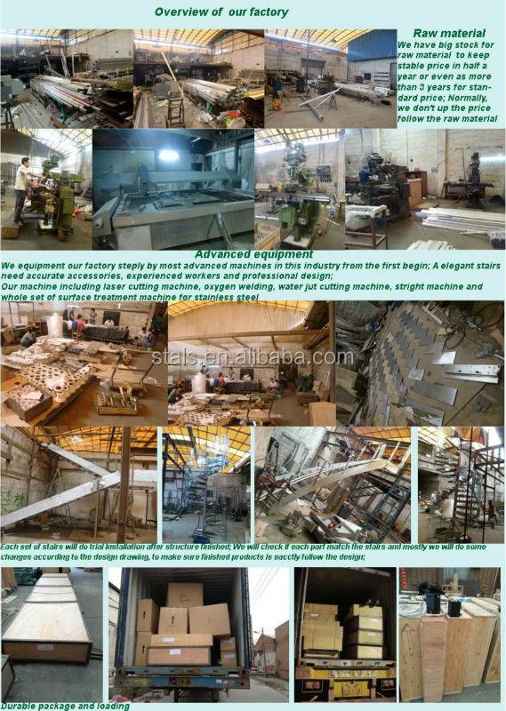Rod Circular Balustrade Balustrade/glass Railing/handrail