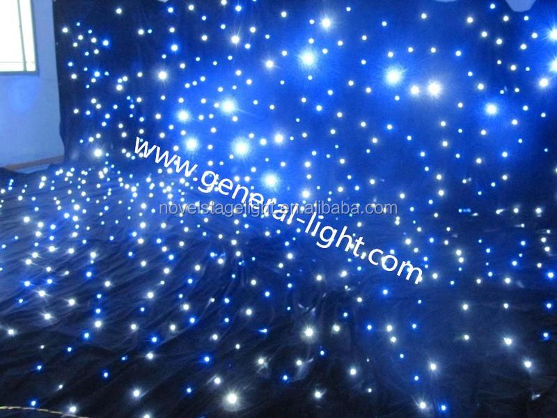 Hi Cool Star Black Cloth Lighting Led Light Effects Red Green Blue