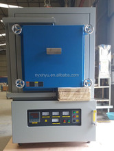 1700.C high temperature nitrogen atmosphere furnace for sintering ceramic,alloy,cr Ti chemicals materials