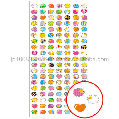 Petit Sticker 74274 love sheep _ sheep _ sticker paper _ paper craft _ most popular products