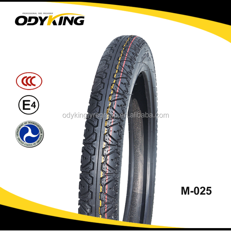 2018 Good Quality China Motorcycle Tyre 2.75-18 with High Performance for Scooter/Motorcycle/Electrical Bike