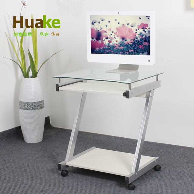 chine peut tre tremp verre bureau bureau d 39 ordinateur ordinateur de bureau ordinateur de. Black Bedroom Furniture Sets. Home Design Ideas