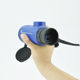 Portable Mobile Phone Monocular 8x42 Small Telescope