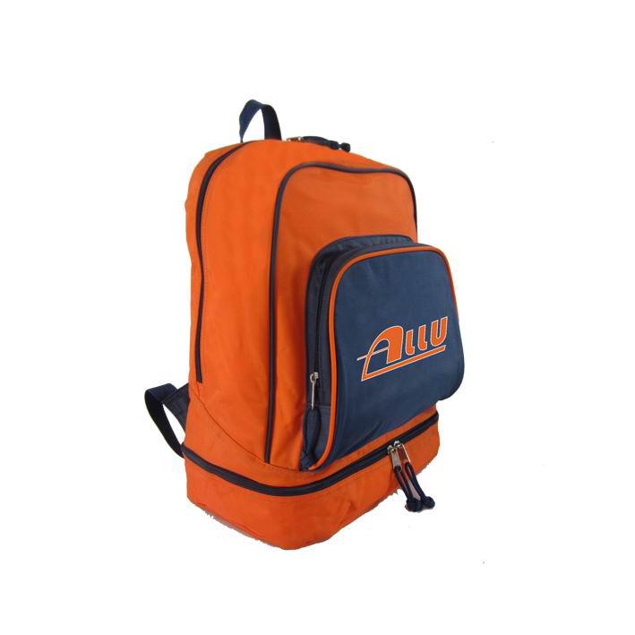 17b4da2aaa Joueur de football sac à dos avec compartiment à chaussures  WVFTID-004812-84576427 Sports et loisirs