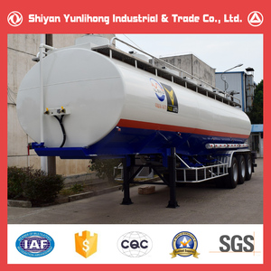 50000 Liters LPG Tank Semi Trailer Price/50M3 25 Ton LPG Gas Transport Tanker Lorry For Sale