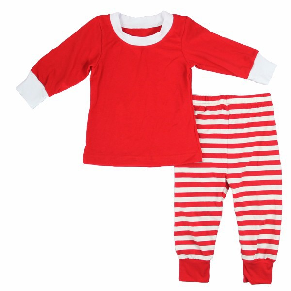 2015 Baby Christmas Pajamas Cheap Cotton Baby Cloth Pajamas ...