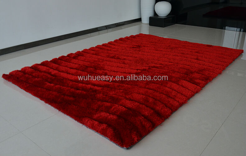 chine fabricant polyester 3d rouge moquette tapis tapis id. Black Bedroom Furniture Sets. Home Design Ideas