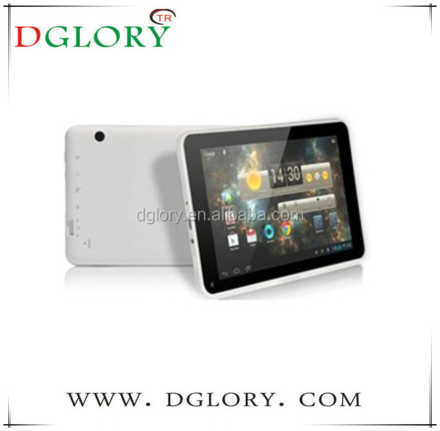 DG-TP7016 cheapest Actions ATM7021 Dual-Core,ARM Cortex A9 family CPU 1.3GHz Tablet PC 512MB/4GB