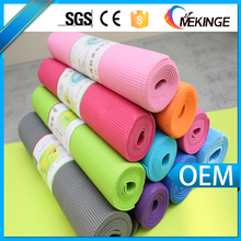 thick fitness eco yoga mat eco friendly
