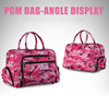 PGM camouflage printing color golf clothing traveling tote bag