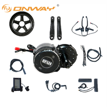 Bafang Electric Bike Kit 48V 750W Mid Drive Motor Conversion Kit