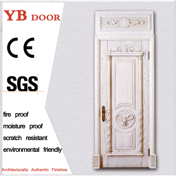 top recommended supplier YBH modern carved design wholesale for project solid oak wood panel and frame with painting