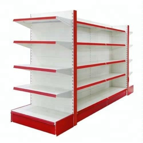 Grocery store shop display shelving gondola supermarket shelving