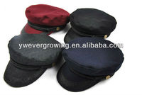 factory wholesale military cap and hat new hat era visor cap