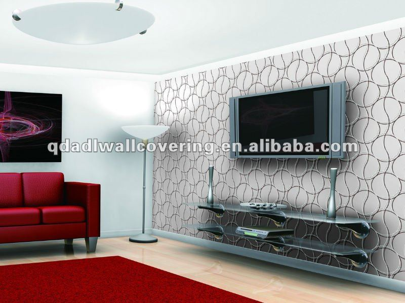 554588571 for Living room wallpaper design