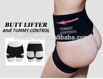 ac8c639df Walson Butt Lift Booster Booty Lifter Panty Tummy Control Shaper Enhancer Body  Shaper women underwear