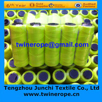 Sell Fluorescent yellow 210D/12ply nylon fishing twine