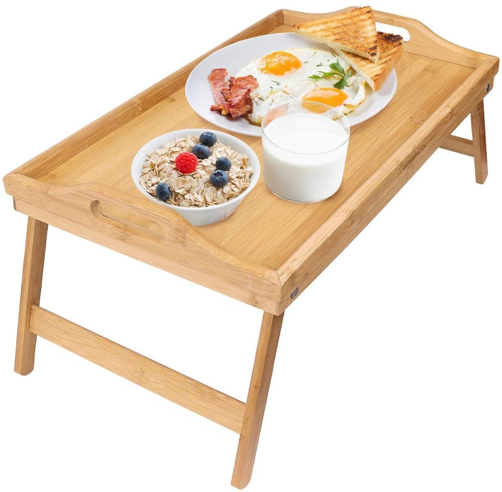 Bamboo-serving-tray-Foldable-tray