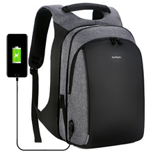 2018 new promotional business back pack multifunction waterproof anti theft laptop backpack