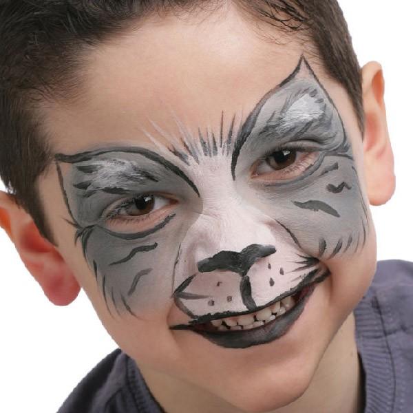 Fantezi Tarzı Gökkuşağı Renkli Kelebek Kedi Kaplan çocuklar Için