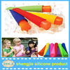 BPA Free Ice popsicle Molds, Customed Ice pop Maker For Ice Cream Sticks