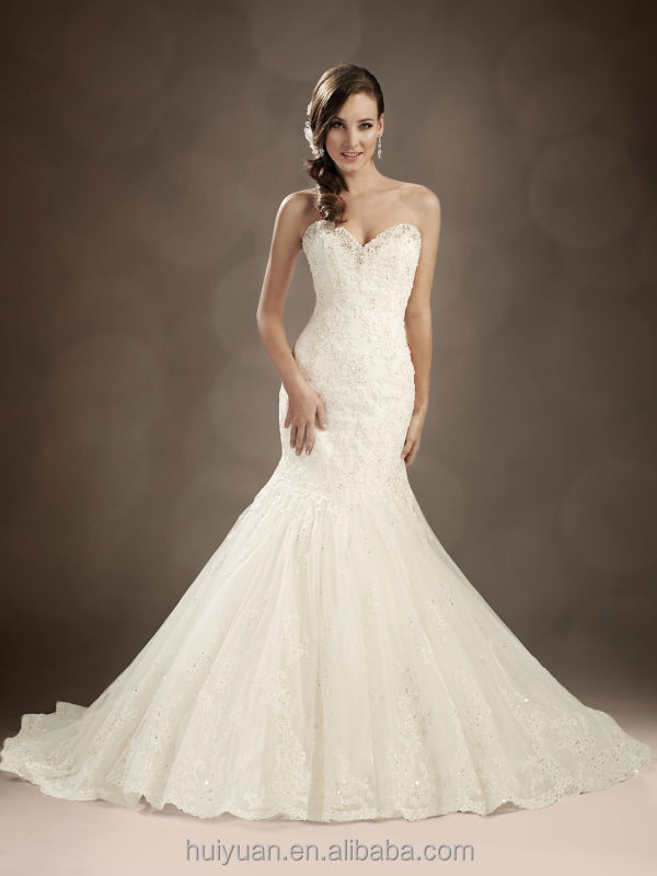 Sexy Sleeveless Sweetheart Lace Ball Gown Spanish Style Wedding ...