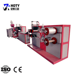 Fully automatic high output plastic extrusion equipment