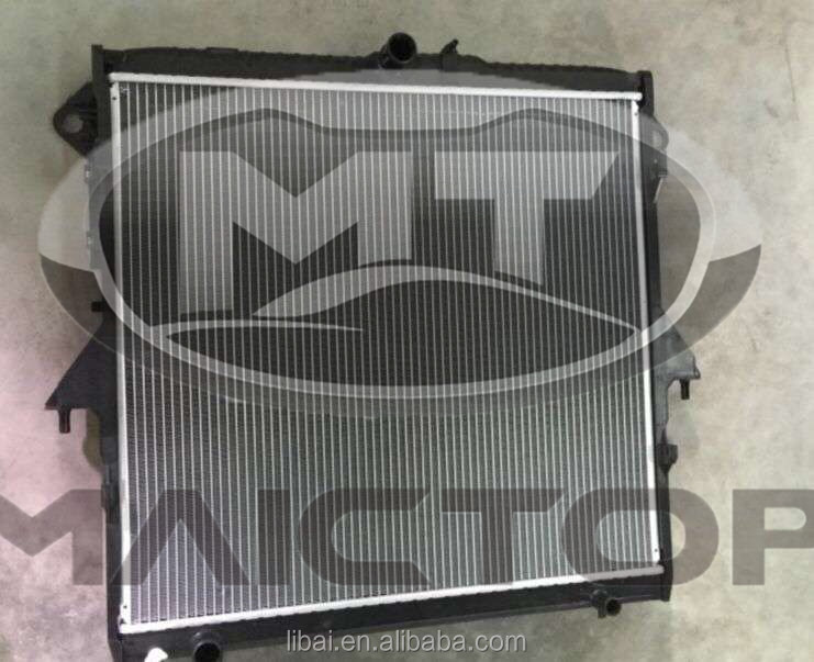 Cooling System auto parts 2012 2013 model Radiator for Ford ranger T6