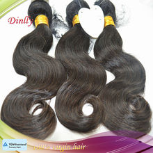 Body wave Natural Hair Products Classic elastic band hair extensions